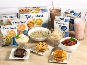 medifast meals and snacks