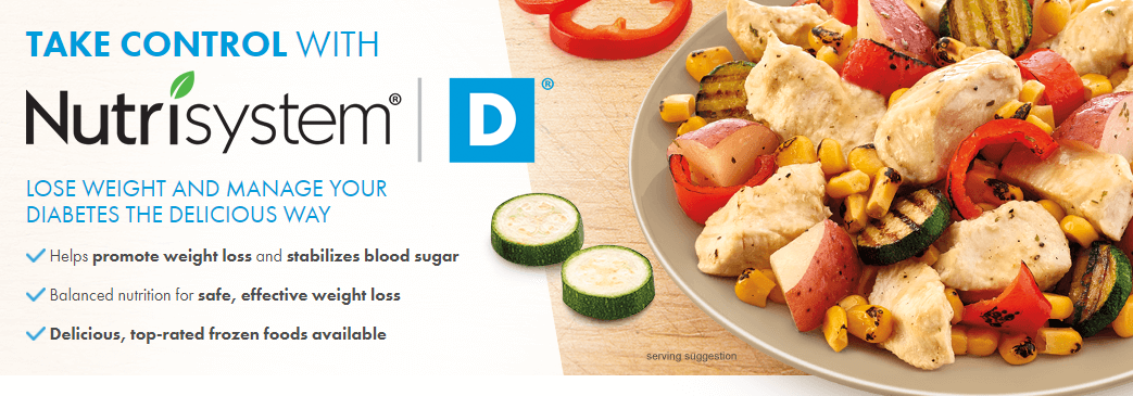 a look at the nutrisystem d program for diabetics