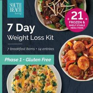 south beach diet 7 day weight loss kit