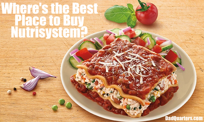 the best places to buy nutrisystem at a discount