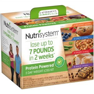 the nutrisystem 5 weight loss kit for sale at walmart