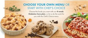 diabetic food menus