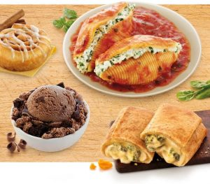a selection of Nutrisystem foods for Canadians