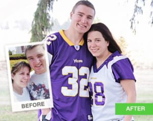 one couple shares their before and after results