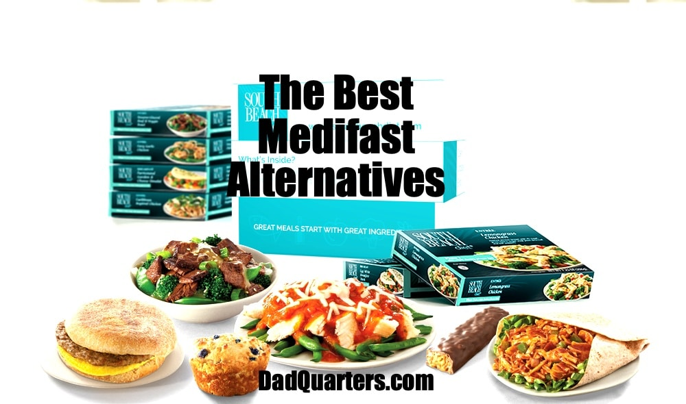 the medifast alternatives
