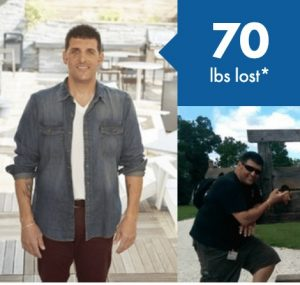 one weight loss story