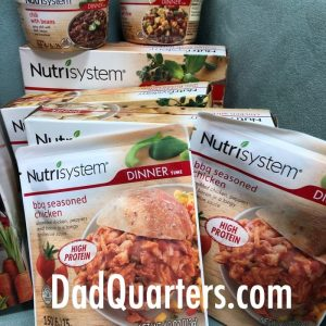 nutrisystem plans and pricing structure