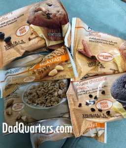 Some of my favorite snacks and breakfasts