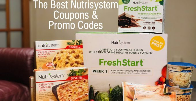 best nutrisystem coupons