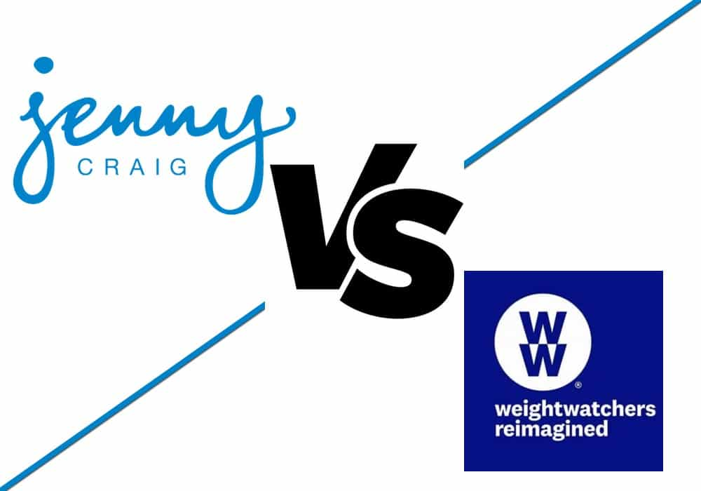 is jenny craig or weight watchers better