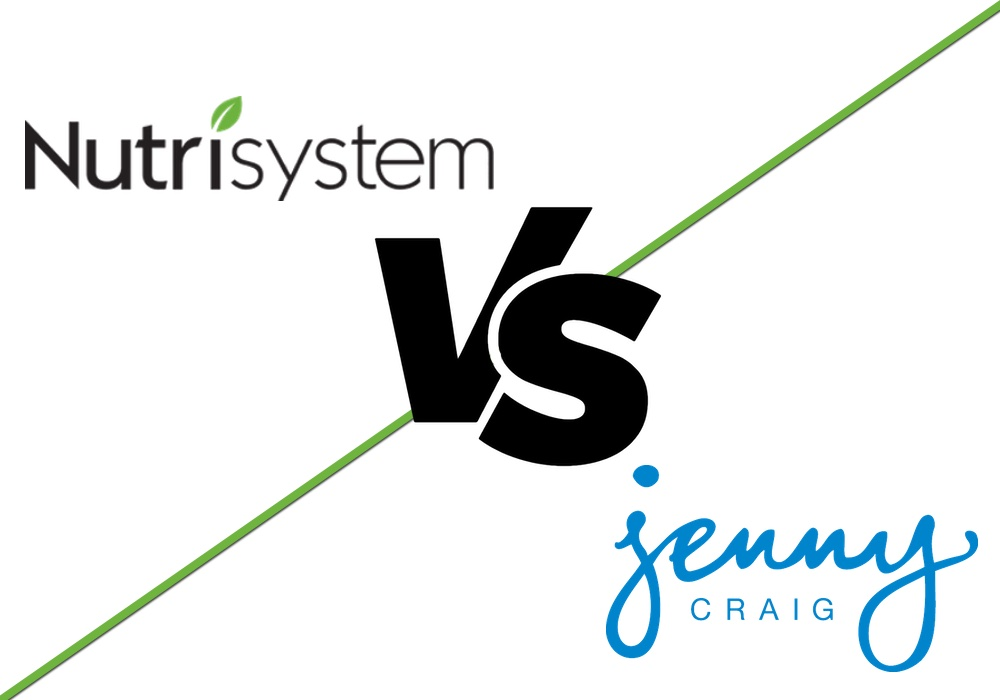 is nutrisystem or jenny craig better