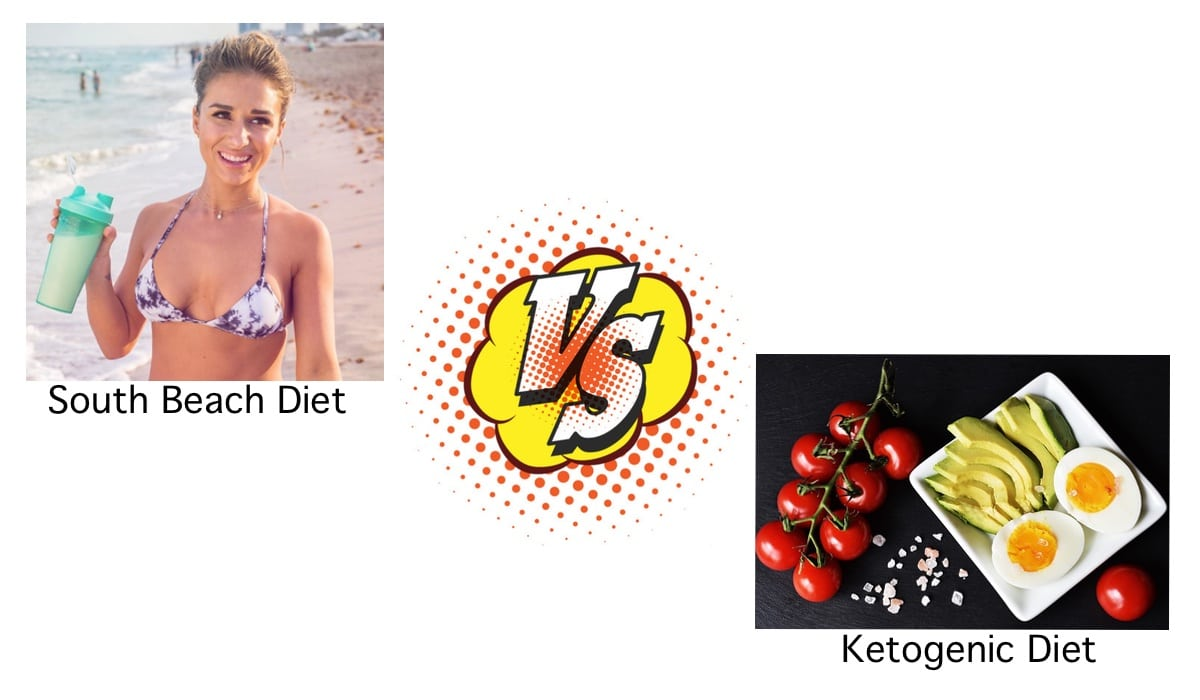 is south beach diet or keto better