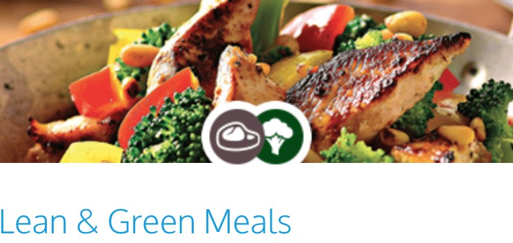 their lean and green meals
