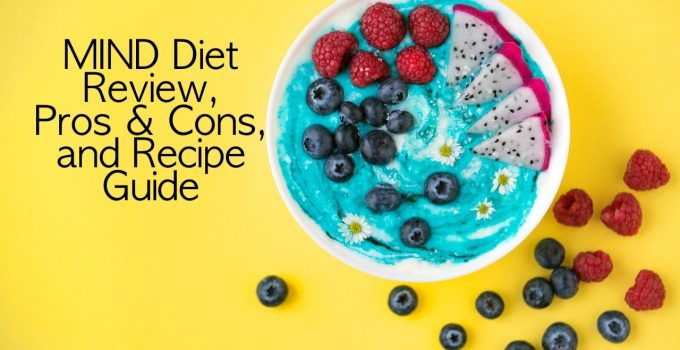 mind diet review and recipe guide