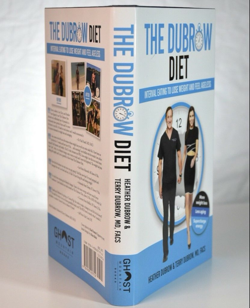 dubrow diet book side jacket