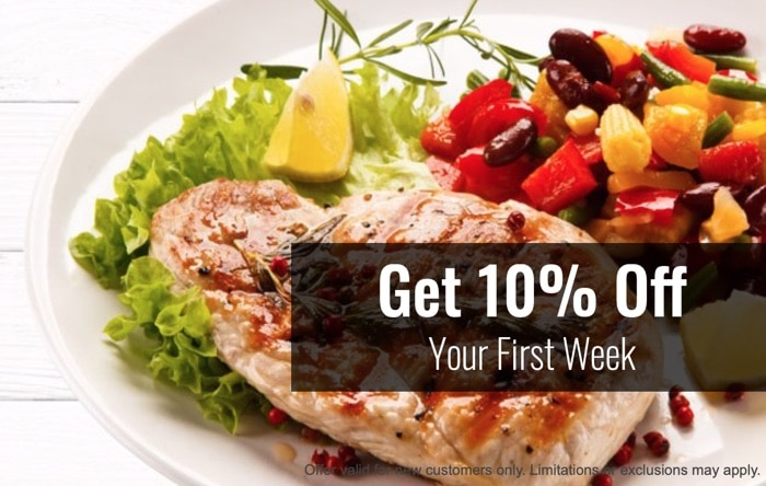 Diet to Go pricing and plan options