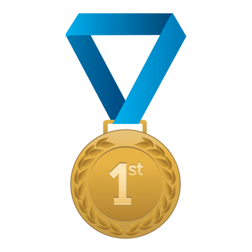 first place medal
