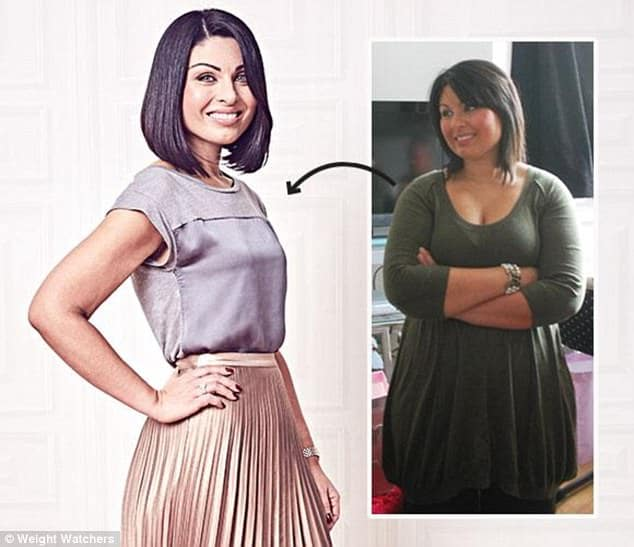 a woman shares her weight loss success story